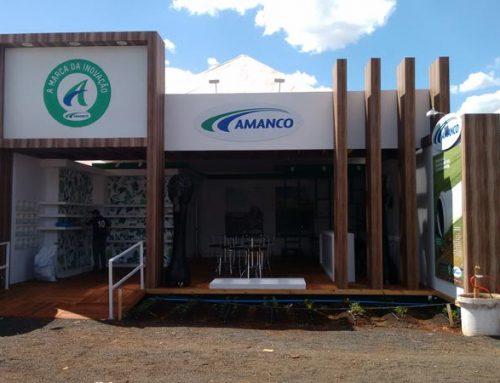 Stand Amanco Agrishow 2016