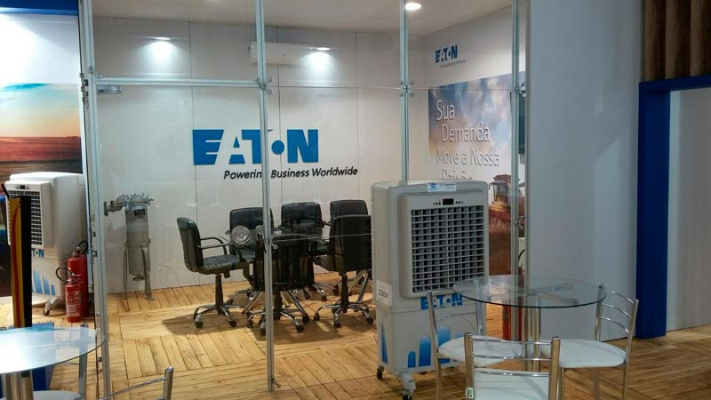 Stand eaton agrishow 2016 arta2 stands for Montage des stands