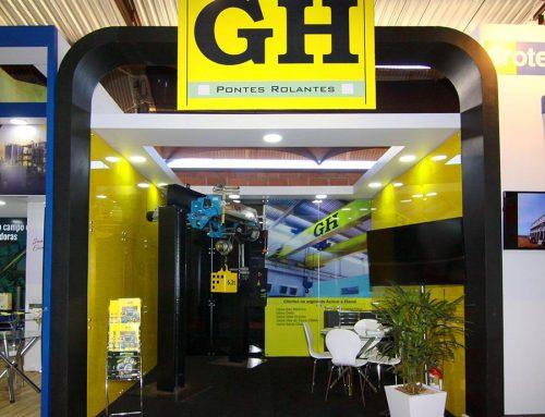 Stand GH Pontes Rolantes 2016