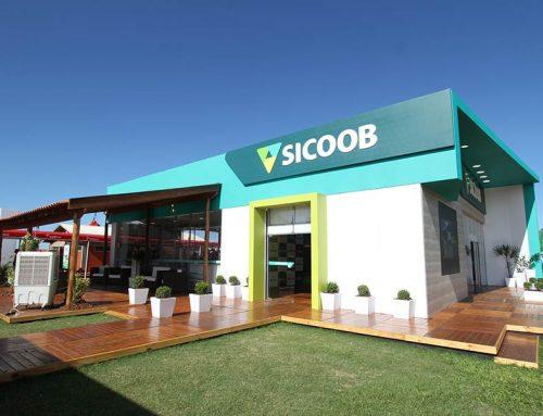 Stand Sicoob Show Rural 2020